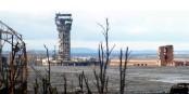 Les ruines de l'aéroport international de Donetsk  Foto: Pravda DPR/Wikimédia Commons/CC-BY-SA/3.0Unp