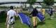 Samedi, les citoyens et citoyennes badois et alsaciens manifesteront encore une fois pour l'ouverture de la frontière. Foto: (c) Florence Grandon (France Télévisions)
