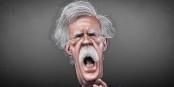 John Bolton  refuse de témoigner devant les juges et préfère les espèces sonnantes et trébuchantes  Foto: Donkey Hotey/Wikimédia Commons/CC-BY-SA/2.0Gen