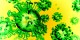 Welche Farbe hat das Virus? Heute im teuflischen Giftgrün... Foto: HFCM Communicatie / Wikimedia Commons / CC-BY-SA 4.0int