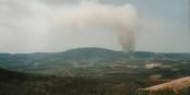 Incendie de forêt en Serra da Nogueira, au Nord-Est du Portugal. Foto: Garsd / Wikimedia Commons / CC-BY-SA 3.0