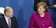 Olaf Scholz (SPD) et Angela Merkel (CDU) se sont accordés sur un programme de relance ambitieux. Foto: Sandro Halank / Wikimedia Commons / CC-BY-SA 3.0