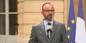 Premierminister Edouard Philippe hat seinen Chef, Präsident Macron, in den Umfragen deutlich überholt. Foto: ScS EJ
