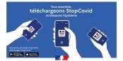 """Die unzureichenden Donwload-Zahlen von """"StopCovid"""" sind der Ausdruck des Vertrauensverlustes in die Regierung. Foto: Gouvernement Français"""