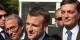 """Schön, wenn sich alle verstehen. Aber Roland Ries, Emmanuel Macron und Alain Fontanel - das ist ein wenig wie ein """"politischer Swingerclub""""... Foto: Eurojournalist(e) / CC-BY-SA 4.0int"""