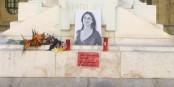 Le Mémorial pour Daphné Caruana Galizia à La Valette  Foto: Continentaleurope/Wikimédia Commons/CC-BY-SA/4.0Int