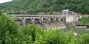 Le barrage de Zvornik, entre Bosnie et Serbie  Foto: Mazbin/Wikimédia Commons/CC-BY-SA/3.0Unp