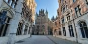 Antwerpen isoliert sich - die Stadt ist der Corona-Hot-Spot Nummer 1 in Belgien. Foto: Qwertzu111111 / Wikimedia Commons / CC-BY-SA 4.0int