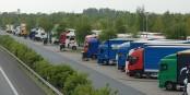 Trucker führen ein hartes Leben - doch das soll künftig erleichtert werden. Foto: Jochen Teufel / Wikimedia Commons / CC-BY-SA 3.0