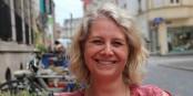 Nathalie Ernst, maire de Barre et marraine 2020 de l'ISEG - la politique rayonnante ! Foto: Eurojournalist(e) / CC-BY-SA 4.0int