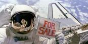 Ob die NASA demnächst die ISS verramschen muss?... Foto: NASA / Wikimedia Commons / PD