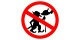 Please do not feed the trolls, says this sign... Foto: Asbestos / Wikimedia Commons / CC-BY-SA 3.0