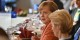 Angela Merkel à Bruxelles avec Ursula von der Leyen  Foto: EPP/Wikimédia Commons/CC-BY-SA/2.0Gen