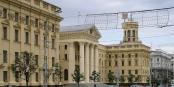 Minsk et le bâtiment du KGB...  Foto: Mikkaia/Wikimédia Comons/CC-BY-SA/PD