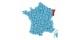 """En rouge - la future """"Collectivité Européenne d'Alsace - CEA"""". Foto: Rinaldum / Wikimedia Commons / CC-BY-SA 3.0"""