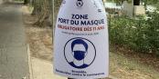 Ab heute auch in allen Städten des Departements Bas-Rhin mit mehr als 10.000 Einwohnern - Maskenpflicht auch im Freien. Foto: Chabe01 / Wikimedia Commons / CC-BY-SA 4.0int