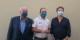 Jacques Zucker, Yannick Garzennec et Jean-Marc Mura continuent à se battre, même si c'est tout sauf évident... Foto: Caroline Ravizza / CC-BY-SA 4.0int