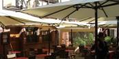 """Les commerçants et gastronomes du centre-ville strasbourgeois font tout pour cette reprise. Est-ce que """"tout"""" suffira ? Foto: Eurojournalist(e) / CC-BY-SA 4.0int"""