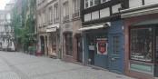 Normalement, début Août, la Rue du Maroquin est noire de monde... Foto: Eurojournalist(e) / CC-BY-SA 4.0int