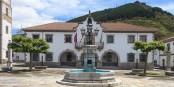 La plaza de la Constitución, à Villamanín de la Tercia, dans la province du León. Foto: Luis Miguel Bugallo Sánchez / Wikimedia Commons / CC-BY-SA 3.0