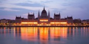 Le soleil se couche sur Budapest...  Foto: Andrew Shiva/Wikimédia Commons/CC-BY-SA/4.0Int