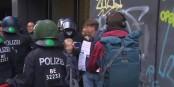 """Ob die Neonazis und ihre Unterstützer auch wieder Kinder mit auf den """"Sturm auf Berlin"""" bringen? Foto: ScS EJ"""