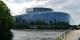 Wackelt das Europäische Parlament in Strasbourg? Man könnte fast den Eindruck bekommen... Foto: Zairon / Wikimedia Commons / CC-BY-SA 4.0int