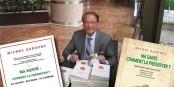 L'auteur Michel Barouky fait partie des grands observateurs de la situation au Liban. Foto: privée