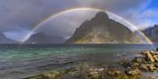 Die Lofoten - atemberaubende Schönheit. Foto: (c) Les îles Lofoten. Foto: (c) František Zvardon, 2020