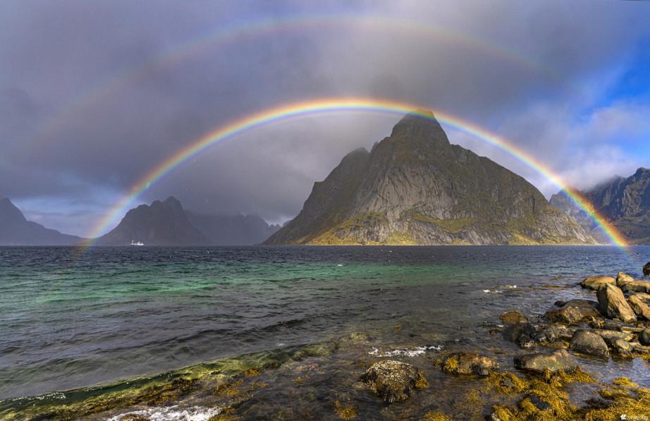 Les îles Lofoten. Foto: (c) František Zvardon 2020