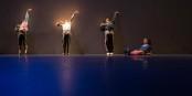 Vier Wänder, eine für jeden - eine Allee der Kosmonauten im Théâtre Maillon in Strasbourg. Foto: (c) Eva Radünzel