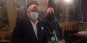 Jacques Zucker et Yannick Garzennec. Foto: Eurojournalist(e)