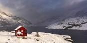 Und plötzlich war der Winter da... Foto: (c) František Zvardon 2020