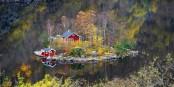 Paradies à la norvégienne... Foto: (c) František Zvardon 2020