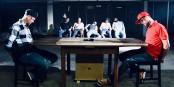 Eine musikalische Anklage gegen den Waffenhandel - made by Zweierpasch! Foto: © Panoramique Pix mid
