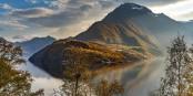 Atemberaubende Schönheit der norwegischen Fjorde... Foto: (c) František Zvardon