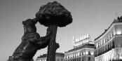 El Oso y el Madroño, les symboles héraldiques de la capitale espagnole. Foto: David Adam Kess / Wikimedia Commons / CC-BY-SA 4.0int
