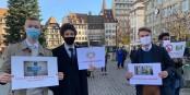 Junge Katholiken fordern eine religiöse Sonderbehandlung ein. Unglaublich. Foto: (c) Florence Grandon / France Télévisions