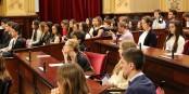 Les jeunes sont très engagés dans les travaux du European Youth Parliament. Foto: European Youth Parliament España / Wikimedia Commons / CC-BY-SA 4.0int
