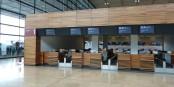 Très chic, le nouvel aéroport de Berlin. Mais pour 6 milliards d'euros, on peut s'attendre à un peu de luxe... Foto: Muns / Wikimedia Commons / CC-BY-SA 3.0