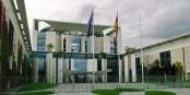 A la chancellerie à Berlin se décidera mercredi la suite des mesures sanitaires en Allemagne. Foto: User Bgabel at wikivoyage shared / Wikimedia Commons / CC-BY-SA 3.0