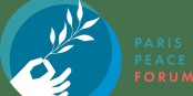At this (virtual) forum, the CoE presents the MEDICRIME convention. Foto: Organisation Paris Peace Forum