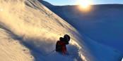 Doch, doch, Sie düfen Ski fahren - wie Sie auf den Berg hochkommen, müssen Sie halt selber schauen... Foto: Hannestho / Wikimedia Commons / CC-BY-SA 4.0int