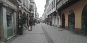 """""""Lockdown 2.0"""" in Strasbourg... Foto: Eurojournalist(e)"""
