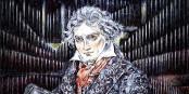 Den 250. Geburtstag von Ludwig van Beethoven sollte man so schnell wie möglich nachholen... Foto: Perrant / Wikimedia Commons / CC-BY-SA 3.0