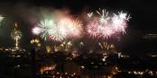 A Funchal, la pandémie de Covid-19 n'aura pas raison du traditionnel feu d'artifice du Nouvel An !  Foto: Cláudia Rodrigues / Wikimedia Commons / CC-BY-SA 3.0