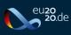 Viel mehr als dieses Logo wird von der deutschen Ratspräsidentschaft kaum in Erinnerung bleiben... Foto: https://hirschen.com / Wikimedia Commons / PD