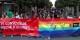 Manifestation LGBT organisée en 2015 par XEGA et XEGA XOVEN dans les rue de Gijón, au Nord de l'Espagne. Foto:  XEGA / Wikimedia Commons / CC-BY-SA 2.0