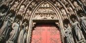 Die Münster-Bauhütte zu Strasbourg wurde zum UNESCO-Weltkulturerbe ernannt. Foto: Jcornelius / Wikimedia Commons / GNU 1.2