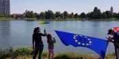 Die Menschen am Oberrhein zeigen es immer wieder - sie wollen mehr Europa und mehr deutsch-französische Zusammenarbeit! Foto: Franck Dautel / CC-BY-SA 4.0int